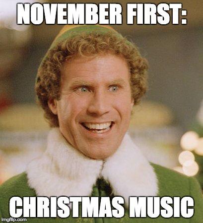Christmas Memes Elf